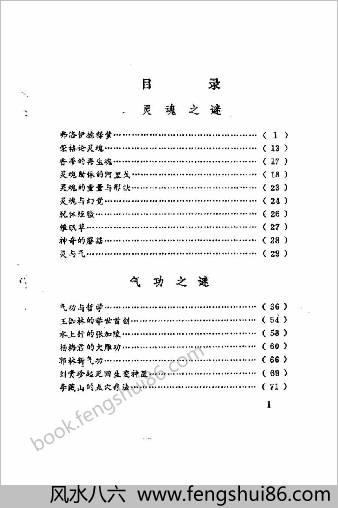 灵魂-气功-特异功能之谜.王林