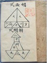 手抄家传符咒