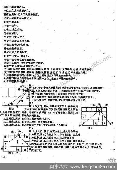 《吕氏阳宅风水断法》吕氏