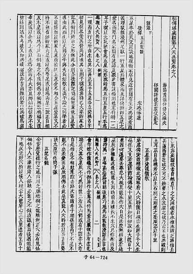 人天共宝卷08(堪舆类古本)