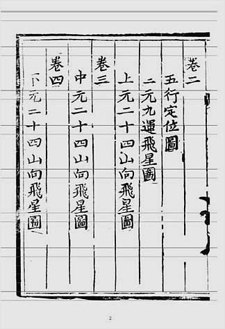 华湛恩-天心正运(古本)