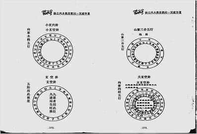 吴建华-杨公风水救贫教材下册