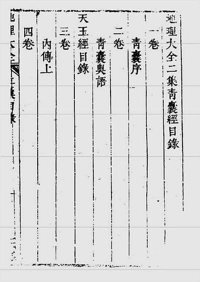地理大全(下)(古本)