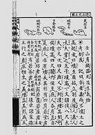 地理山水风水秘录中下册(古本)