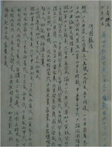 地理正宗-张子攀秘诀下册(拍照版)