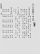 大六壬渊鉴全卷(古本)