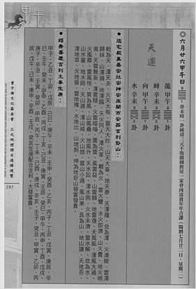 曾王君2014年曾子南宗师三元地理择日通胜便览02