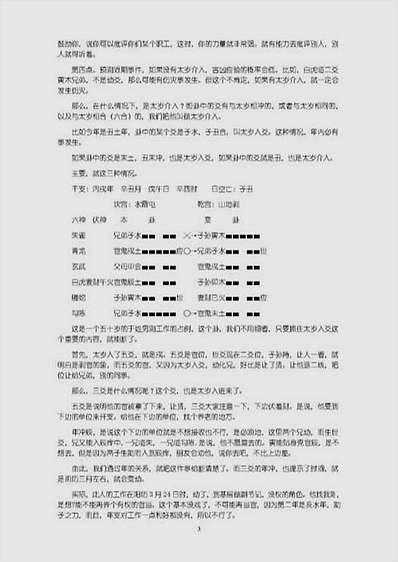 玄空子六爻技法网教课程