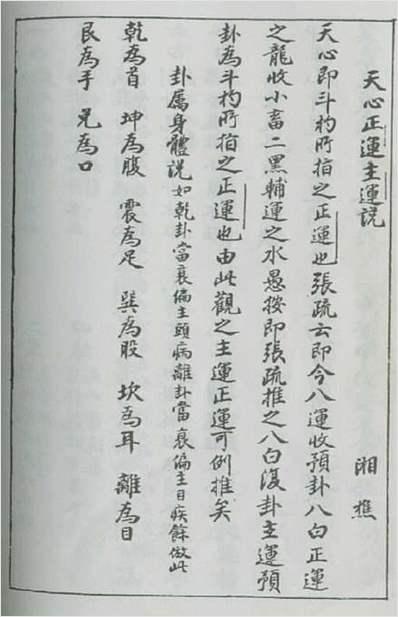 玄空真解06(古本)