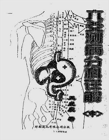 六爻测病分科详解中册