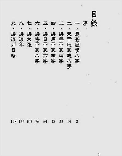 白鹤鸣-原来八字咁简单