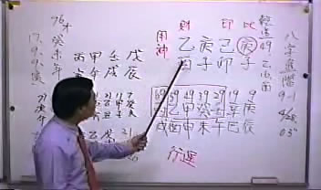 林琮学-子平八字职业班进阶第九期