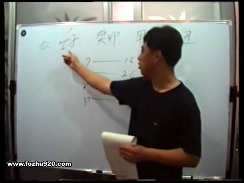 刘文元-周易四柱培训