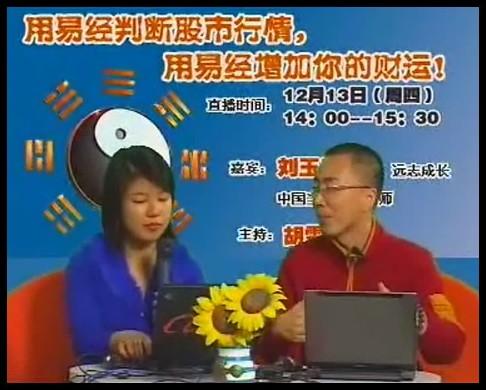 刘玉圣-用易经判断股市行情