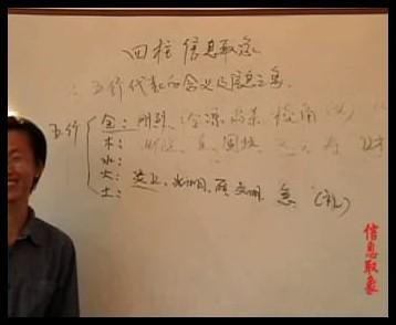 曲炜-四柱六爻信息取象培训班