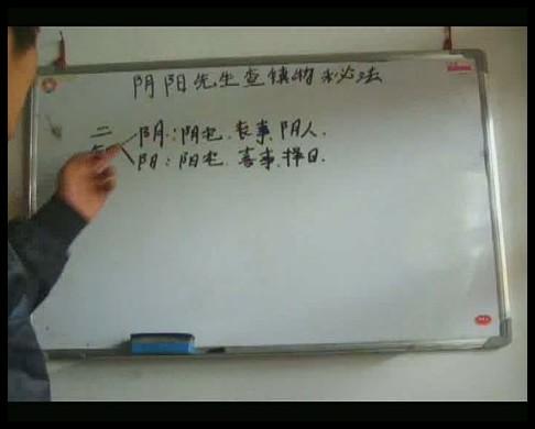 高俊波-祖传阴阳先生查镇物秘法